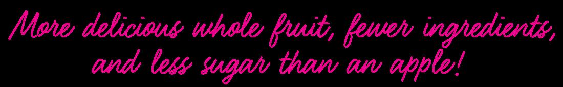 whole fruit popsicle