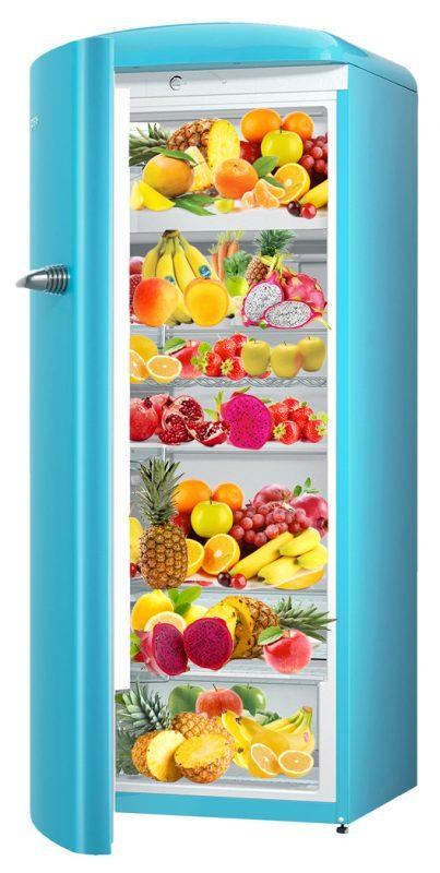 fridgeblue